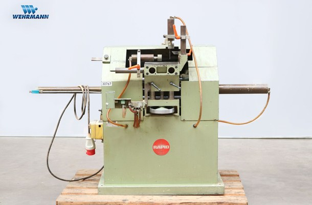 end milling machine / RAPID / AKF